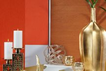 MANDARIN / Joyful, energetic and stimulating, mandarin brings a room to life with all the punch of sweet fruit.