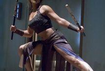 Poses - Sword