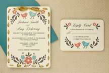 Bridesmaid Invitation Card