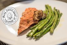 Salmon Recipes - for people who don't like salmon