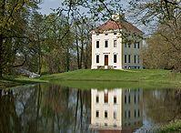 Hager / Vakre landskapshager i Tyskland. På verdensarvslista.