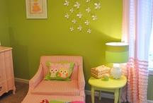 Zoey's Nursery  / by Cami Struiksma