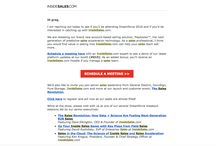BoothInvites Use Cases for 31Events / Trade Show Booth Invitations sent via Email, LinkedIn