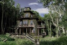 Creepy Places / Scary, haunted, just plain creepy real places.