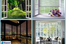 ВІКНА. Новітні технології / Розумні Вікна. Новітні Технології.  За допомогою новітніх технологій, вікна забезпечать вашому дому не лише красивий вигляд, а й додаткові функціональні можливості. Ось перелік тих додаткових опцій, які активно впроваджуються при виготовленні вікон: 1. Вікна-сонячні генератори 2. Розумне управління  3. Сезам, відкрийся!  4. Блокування сонячних променів   5. Зберегти Птахів