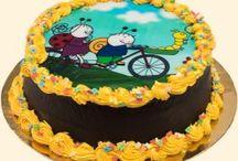 Torták, sütemények