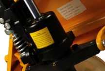 Pallet Jack / Pallet Jacks provide a simple, but effective, way to transport small loads. Pallet Jacks can also fit into smaller spaces than traditional fork lifts.