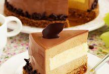 десерты,торты,крема