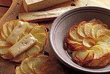 pommes de terre au roblochon