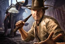 Indiana Jones / Harrison Ford