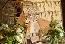 Wedding Decor Inspiration / Decor we love