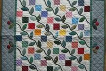 Quilts / by Priscilla de la Fuente