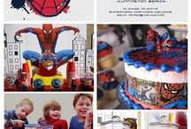 Spider-Man party