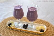 Detox & weight loss drinks and foods / by Whimsy Couture Sewing Patterns