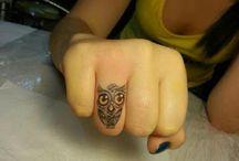 Tatuagens- Inspirações