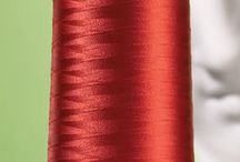 Embroidery Thread / Embroidery thread is available in a wide selection of colours and we can normally match thread colour to pantone references very closely. We use Madeira thread.