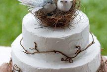Nicola wedding cake