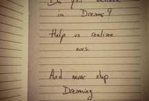Our dream <3  / by Melodie Herman Frere