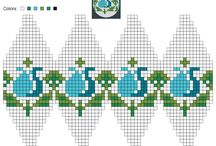 --Pearl&embroidery patterns 001