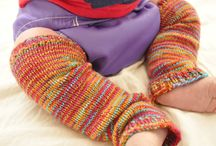 knitting projects / by Ali-Andrea Johnson