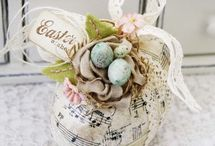 Jaro, Velikonoce