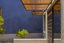 Architecture: shade awnings