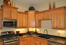 Kitchen remodeling / by Tiffany Noecker