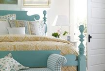 Bedroom ideas  / by Maria Clowes