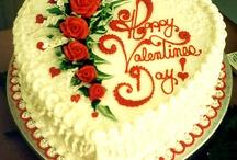 Tort Serce/Walentynki