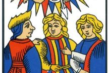 L'art et les cartes de tarot