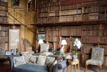 Library / Inspired by the traditional country house library.