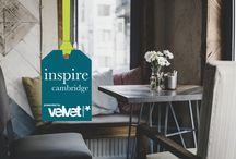 Inspire Cambridge 2018 / Inspire Cambridge, presented by #VelvetMagazine, is a new #consumer #home #interest #exhibition with a focus on the #independent, #local, #highquality businesses that make the #easternregion so unique. www.InspireShows.com/Cambridge.html