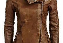 leather j