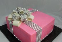 Chic cake