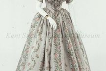 1840s - Extant Woman's Garments