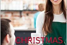 Christmas Carol, A Christmas Book by Morgan Mandel / A stranded big name author learns the meaning of life and love from a small town waitress, named Christmas Carol.
