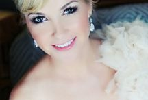 Bridal Make-Up / Get inspired for your big day, looking great is so important.
