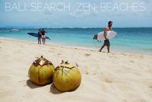 BALI BEACHES / BALI BEACHES