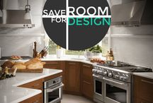 Save Room for Design / GE Monogram's design blog, Save Room for Design, highlights kitchen and interior design in a uniquely Monogram way, one that is personal to you as someone passionate about design and its fascinating intricate details.