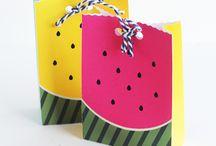 P A P E R / De la jolie papeterie, des étiquettes, des emballages en libre impression.