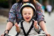 Families on Bikes / Make time for family bonding and go on a bike ride, an activity that the whole family can enjoy.