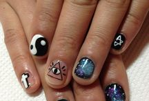 Nails / by Cynthia Coffield