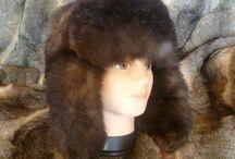 Possum Fur Hats / Hats I make out of New Zealand possum fur