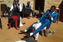 Another South African Pastor, Agabus Nawa Makes His Member Eat Soap Tablets (Photos)