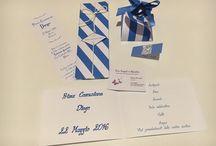 Paper Craft - printables / Prontables - Paper Craft - Set coordinati per battesi, comunioni, cresime, compleanni ed ogni festa