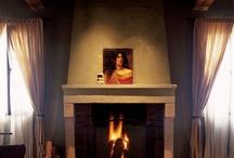 Fireplaces / by Cindi Knysak
