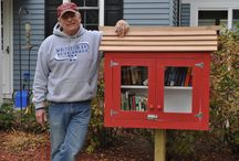 Lucketts Elementary Little Free Library