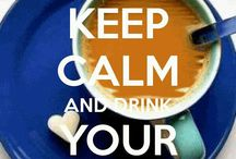 Keep calm / by Karen Nemoy