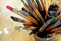 paintbrushes