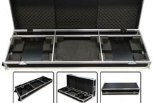 DJ Equipment Flight Cases / Flight Cases Manufactured to protect your DJ Equipment